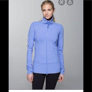 Lululemon Nice Asana Jacket in Lullaby size 2